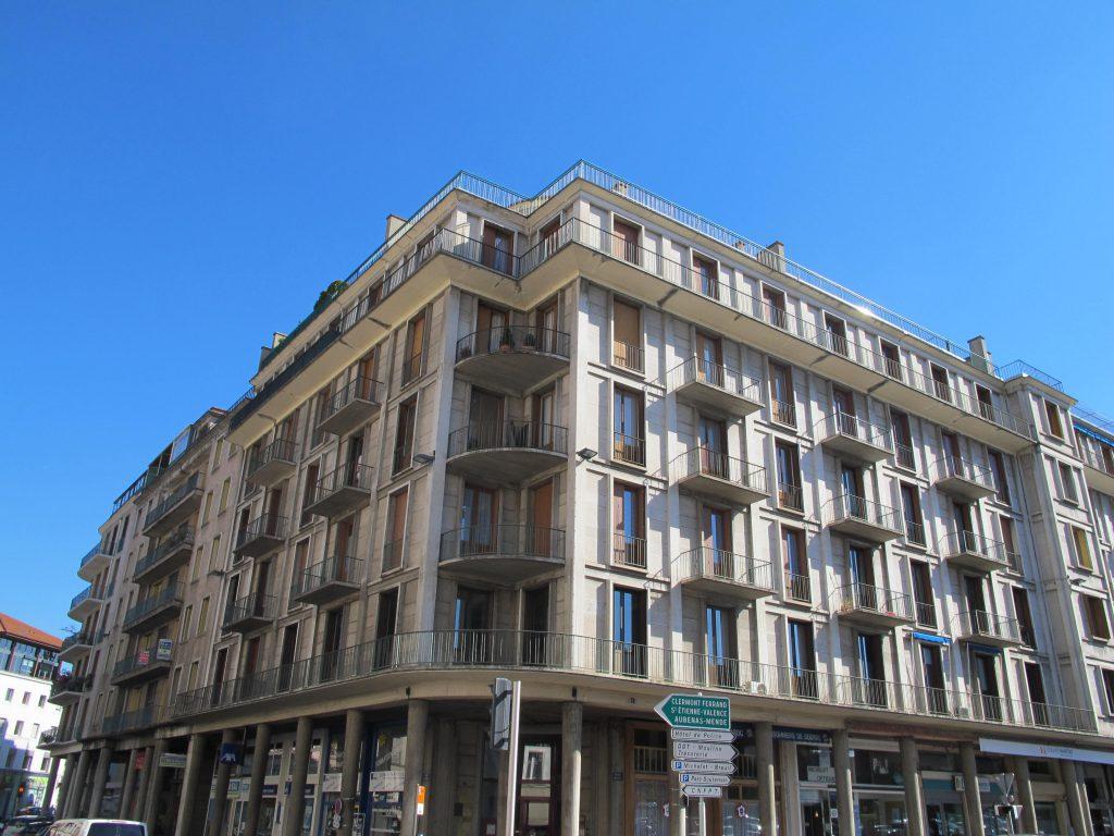 Immeuble où se trouve le Cabinet de Maître Muriel Laffont Avocat au Barreau de la Haute-Loire