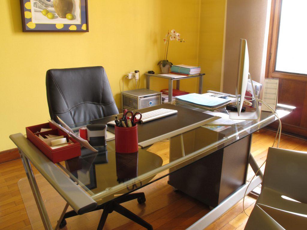 Bureau de Maître Muriel Laffont avocat au Puy-en-Velay 43